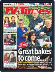 TV Times (Digital) Subscription October 24th, 2020 Issue