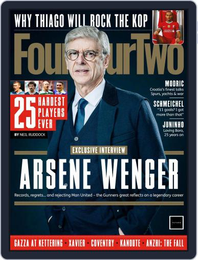 FourFourTwo UK (Digital) November 1st, 2020 Issue Cover