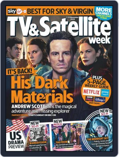 TV&Satellite Week (Digital) November 7th, 2020 Issue Cover