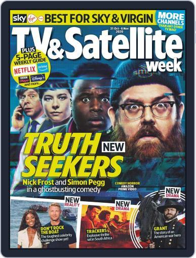 TV&Satellite Week (Digital) October 31st, 2020 Issue Cover