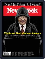 Newsweek International (Digital) Subscription November 6th, 2020 Issue