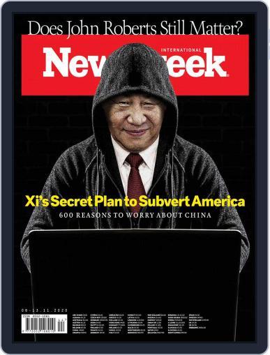Newsweek International (Digital) November 6th, 2020 Issue Cover