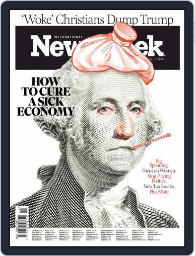 Newsweek International (Digital) October 30th, 2020 Issue Cover