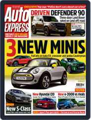 Auto Express (Digital) Subscription October 28th, 2020 Issue