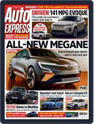 Auto Express (Digital) Subscription October 21st, 2020 Issue
