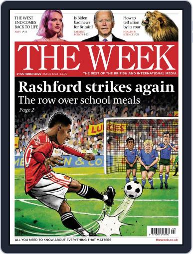 The Week United Kingdom (Digital) October 31st, 2020 Issue Cover