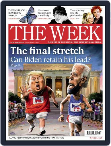 The Week United Kingdom (Digital) October 24th, 2020 Issue Cover