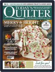 Today's Quilter (Digital) Subscription October 20th, 2020 Issue