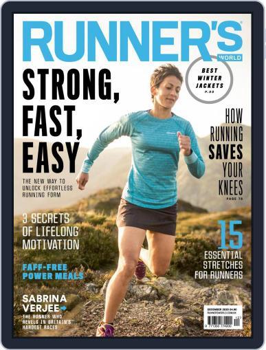 Runner's World UK (Digital) December 1st, 2020 Issue Cover