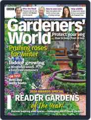 BBC Gardeners' World (Digital) Subscription November 1st, 2020 Issue
