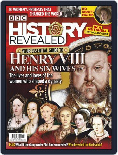 History Revealed (Digital) December 1st, 2020 Issue Cover