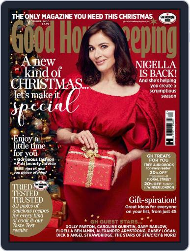 Good Housekeeping UK December 1st, 2020 Digital Back Issue Cover