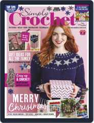 Simply Crochet (Digital) Subscription November 1st, 2020 Issue