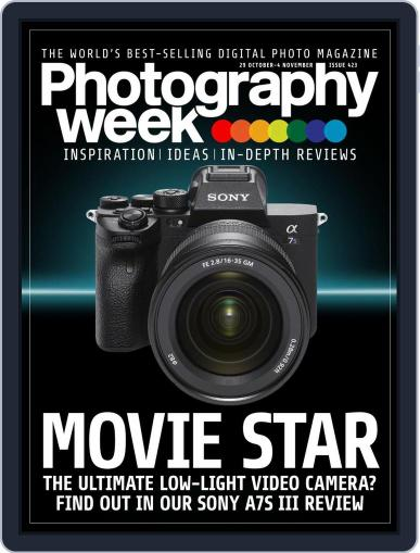 Photography Week (Digital) October 29th, 2020 Issue Cover