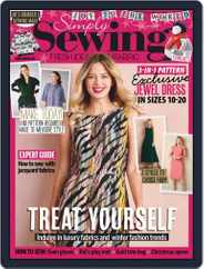 Simply Sewing (Digital) Subscription December 1st, 2020 Issue