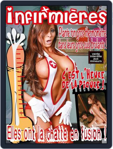 Infirmières (Digital) January 25th, 2016 Issue Cover