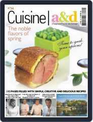 Cuisine A&D English Version (Digital) Subscription April 26th, 2015 Issue