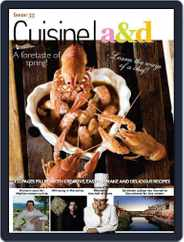 Cuisine A&D English Version (Digital) Subscription February 2nd, 2015 Issue