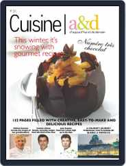 Cuisine A&D English Version (Digital) Subscription January 7th, 2015 Issue