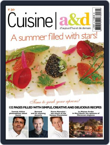 Cuisine A&D English Version (Digital) January 1st, 1970 Issue Cover
