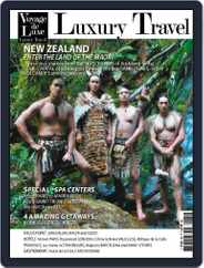 Luxury Travel (Digital) Subscription August 1st, 2014 Issue