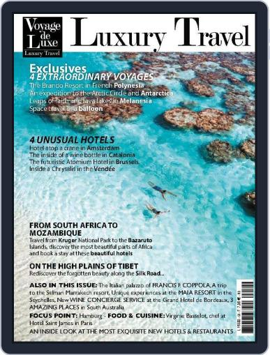 Luxury Travel (Digital) June 5th, 2014 Issue Cover