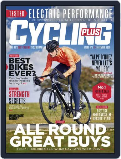 Cycling Plus (Digital) December 1st, 2020 Issue Cover
