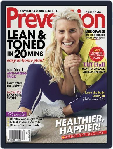 Prevention Magazine Australia December 1st, 2020 Digital Back Issue Cover