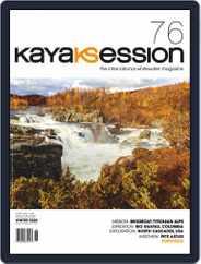 Kayak Session (Digital) Subscription November 1st, 2020 Issue