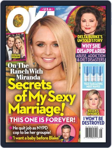 Ok! (Digital) November 9th, 2020 Issue Cover