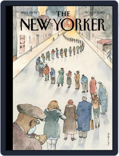 The New Yorker (Digital) November 9th, 2020 Issue Cover
