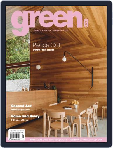 Green (Digital) November 1st, 2020 Issue Cover