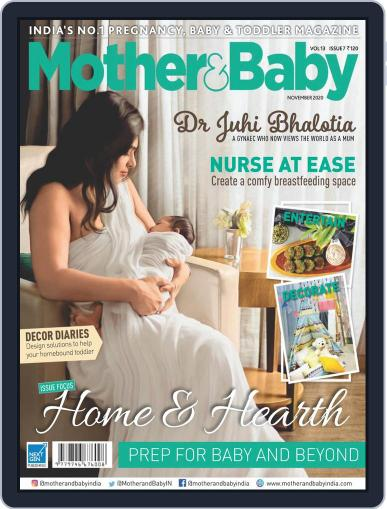 Mother & Baby India (Digital) November 1st, 2020 Issue Cover