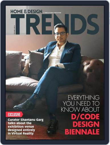 Home & Design Trends September 19th, 2020 Digital Back Issue Cover