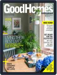 GoodHomes India (Digital) Subscription September 1st, 2020 Issue
