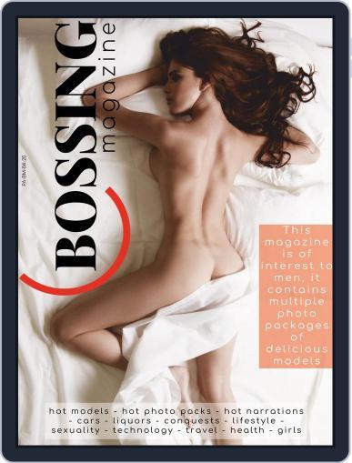Bossing November 1st, 2020 Digital Back Issue Cover