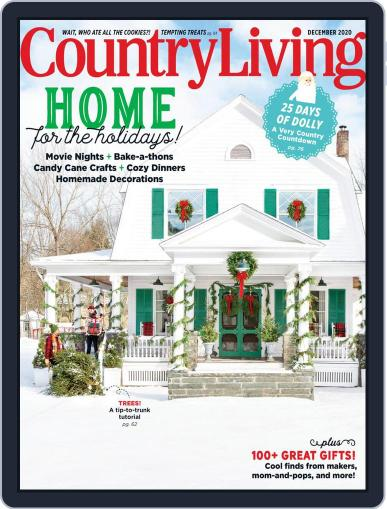Country Living (Digital) December 1st, 2020 Issue Cover