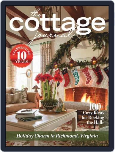 The Cottage Journal (Digital) October 13th, 2020 Issue Cover