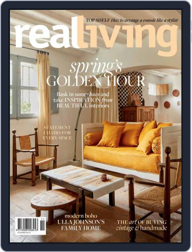 Real Living Australia (Digital) November 1st, 2020 Issue Cover