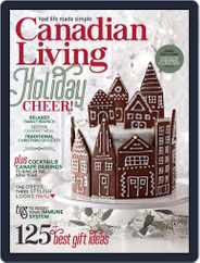 Canadian Living (Digital) Subscription December 1st, 2020 Issue