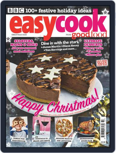 BBC Easycook (Digital) December 1st, 2020 Issue Cover