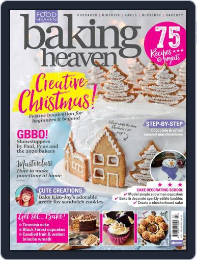 Baking Heaven (Digital) October 30th, 2020 Issue Cover