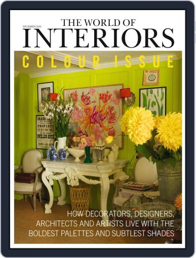 The World of Interiors December 1st, 2020 Digital Back Issue Cover