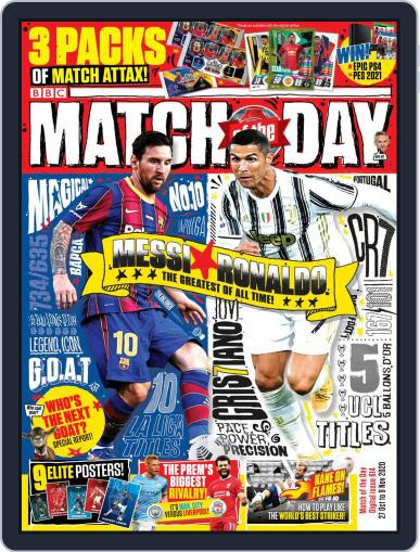 Match Of The Day (Digital) October 27th, 2020 Issue Cover