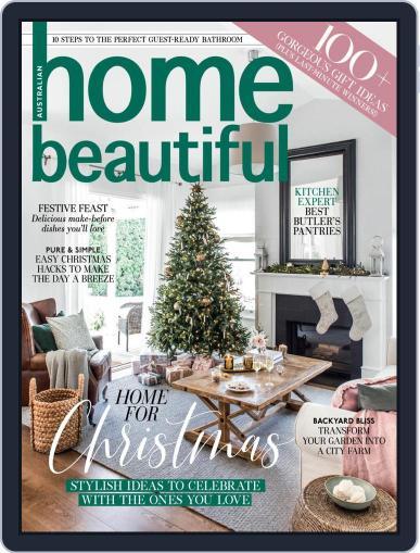 Australian Home Beautiful (Digital) December 1st, 2020 Issue Cover