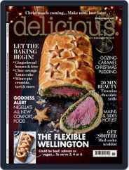Delicious UK (Digital) Subscription November 1st, 2020 Issue