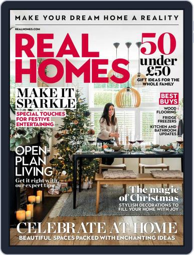 Real Homes December 1st, 2020 Digital Back Issue Cover