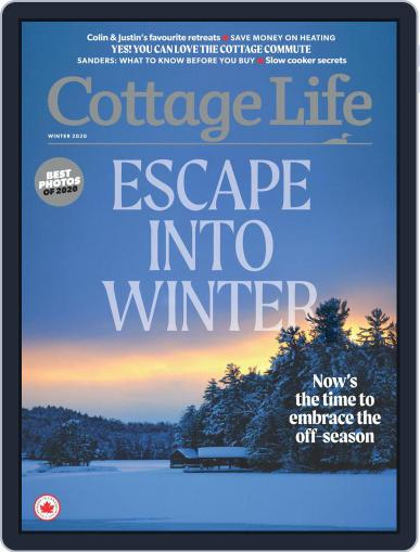 Cottage Life (Digital) October 29th, 2020 Issue Cover