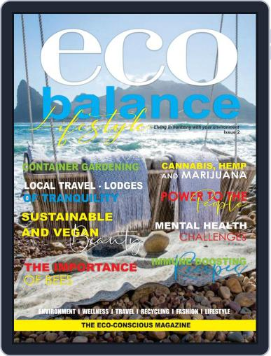 EcoBalance Lifestyle July 13th, 2020 Digital Back Issue Cover