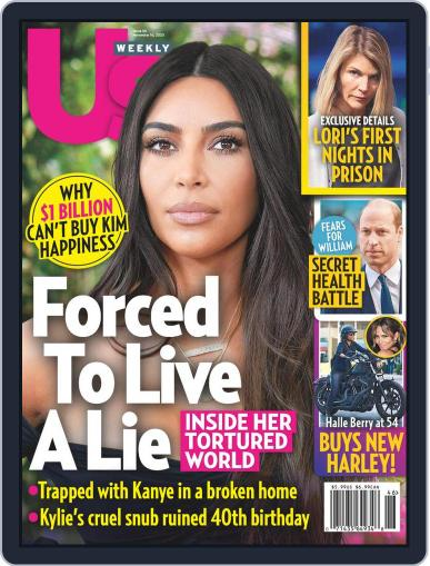 Us Weekly (Digital) November 16th, 2020 Issue Cover